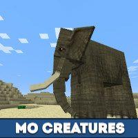 Mo Creatures Mod for Minecraft PE