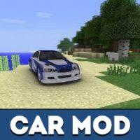 Car mod for Minecraft PE