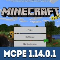 Minecraft PE 1.14.0.1