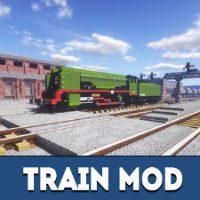 Train Mod for Minecraft PE