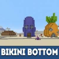 Bikini Bottom Map for Minecraft PE