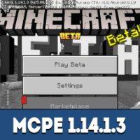 Minecraft PE 1.14.1.3
