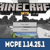 Minecraft PE 1.14.25.1