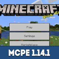 Minecraft PE 1.14.1
