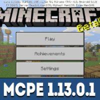 Minecraft PE 1.13.0.1