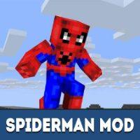 Spiderman Addon for Minecraft PE