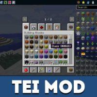 TEI Mod for Minecraft PE