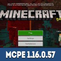 Minecraft PE 1.16.0.57