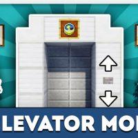 Elevator Mod for Minecraft PE