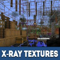 X-Ray Texture Pack for Minecraft PE