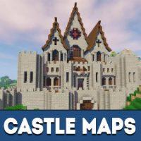 Castle Maps for Minecraft PE