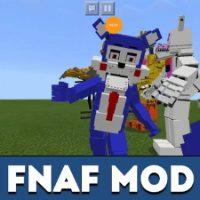 FNAF Mod for Minecraft PE