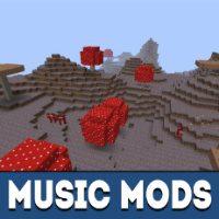 Music Mod for Minecraft PE