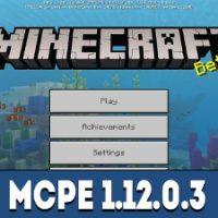 Minecraft PE 1.12.0.3