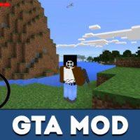 GTA Mod for Minecraft PE