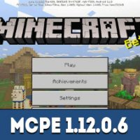 Minecraft PE 1.12.0.6