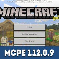 Minecraft PE 1.12.0.9