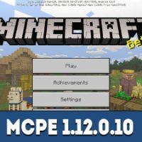Minecraft PE 1.12.0.10