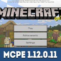 Minecraft PE 1.12.0.11