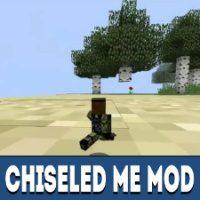Chiseled Me Mod for Minecraft PE  Copy