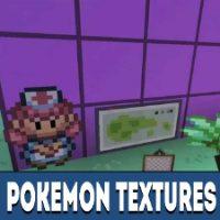 Pokemon Textures for Minecraft PE