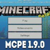Minecraft PE 1.9.0