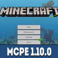 Minecraft PE 1.10.0