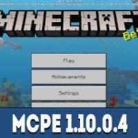 Minecraft PE 1.10.0.4