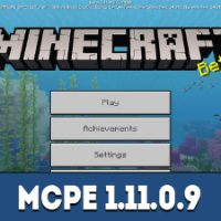 Minecraft PE 1.11.0.9