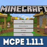 Minecraft PE 1.11.1