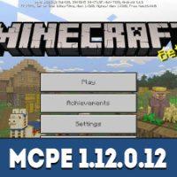Minecraft PE 1.12.0.12
