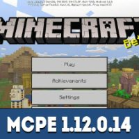 Minecraft PE 1.12.0.14