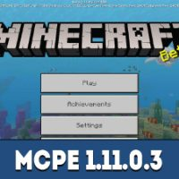Minecraft PE 1.11.0.3