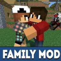 Family Mod for Minecraft PE