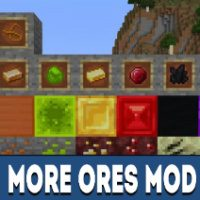 More Ores Mod for Minecraft PE