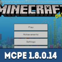 Minecraft PE 1.8.0.10