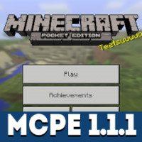 Minecraft PE 1.1.1