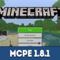 Minecraft PE 1.8.1