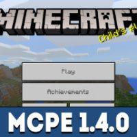 Minecraft PE 1.4.0