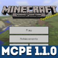 Minecraft PE 1.1.0