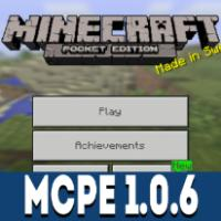 Minecraft PE 1.6.0.6