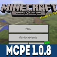 Minecraft PE 1.6.0.8