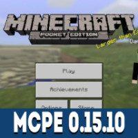 Minecraft PE 0.15.10