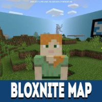 Bloxnite Map for Minecraft PE