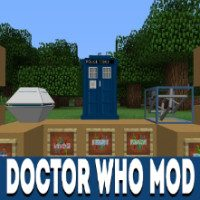 Doctor Who Mod for Minecraft PE