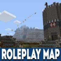 Roleplay Map for Minecraft PE