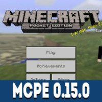 Minecraft PE 0.15.0