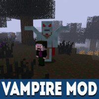 Vampire Mod for Minecraft PE
