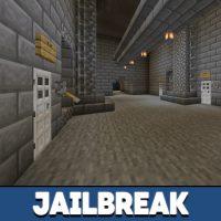 Jailbreak Map for Minecraft PE