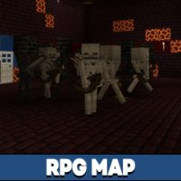 RPG Map for Minecraft PE